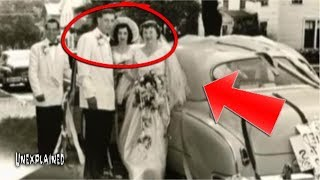 Man Watching His Parents' Wedding Video From 1953 Notices One Startling Detail thumbnail