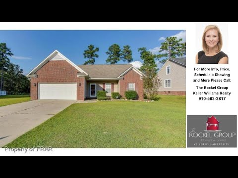 9028 GROUSE RUN LN, FAYETTEVILLE, NC Presented by The Rockel Group.