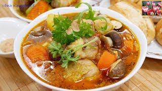 Gà nấu Pa tê - Cách làm món Gà nấu Pate thơm ngon by Vanh Khuyen