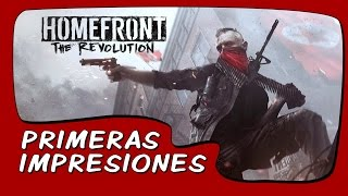Vídeo Homefront: The Revolution