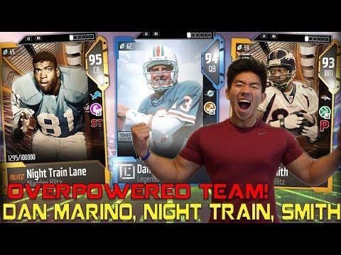 WE GET DAN MARINO, NIGHT TRAIN LANE, & ROD SMITH! Madden 18 Ultimate Team