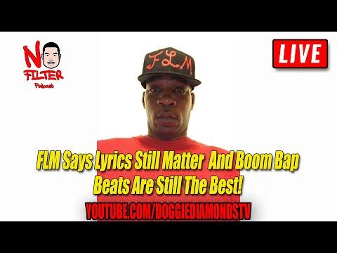 FLM Says Lyrics Still Matter And Boom Bap Beats Are The Best