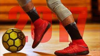 The Most Beautiful Futsal Dribbling Skills & Tricks IN Year 2017