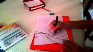 Speed drawing Heisuke, Hakuouki Shinsengumi Kitan