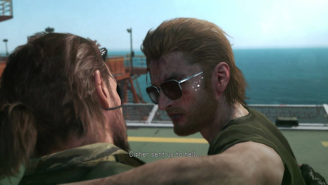 Metal Gear Solid V The Phantom Pain Returning Kaz To Mother Base By Saladinsane Or did i just triggered some sidequest? cyberspaceandtime com