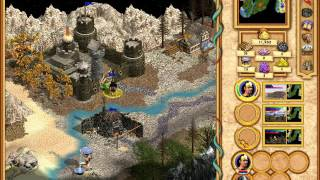 Heroes of Might and Magic IV : Winds of War Campaign - The Magnificent One - Search for the Tower