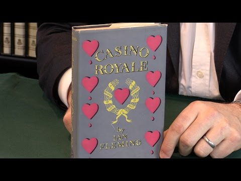 Первая книга казино рояль