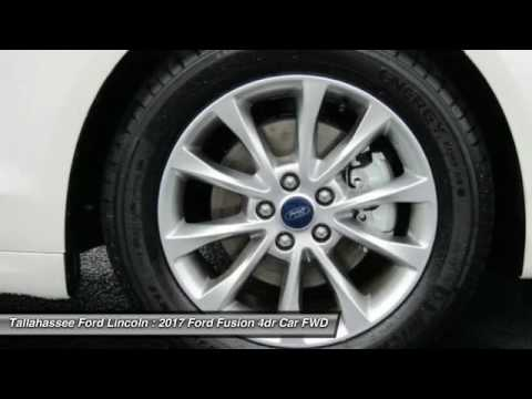 2017 Ford Fusion Tallahassee FL 270642