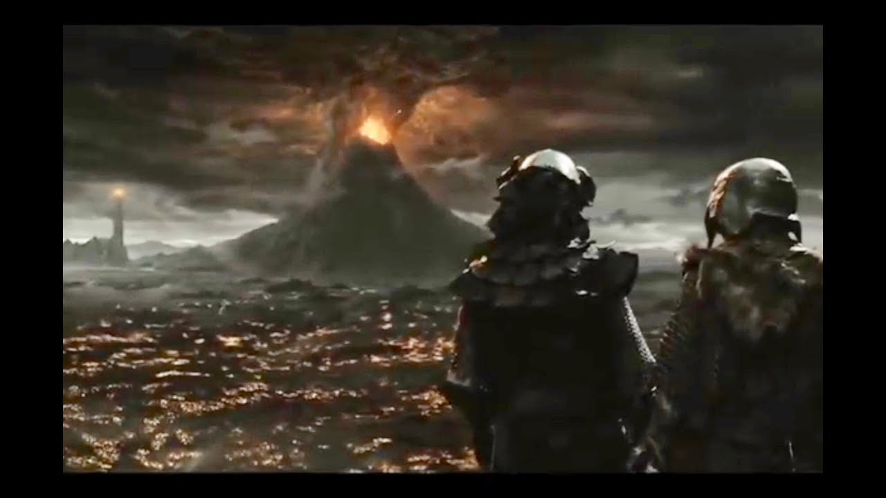 Download Entering MORDOR* Frodo/Sam's Quest to Destroy the Ring- LOTR