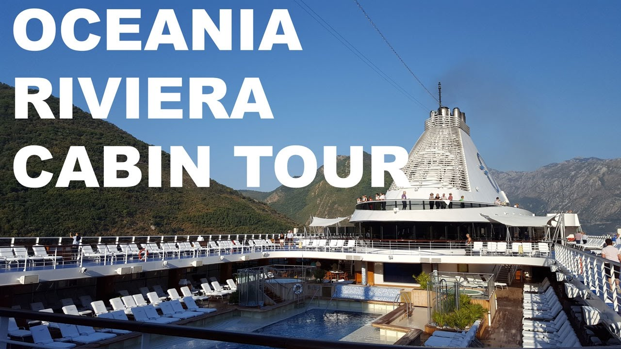 Oceania Cruises Riviera Cruise Ship  Riviera Deck Plans