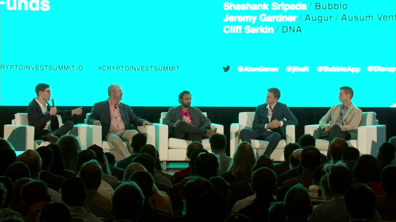 L.A. Blockchain Summit: Crypto Investment Funds