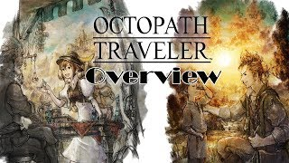 Octopath Traveler Game || Overview Launch Trailer || How to play - Galeplay