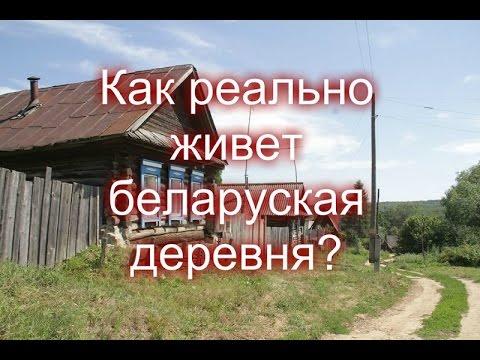 Kartoflik - Как живет беларуская деревня?