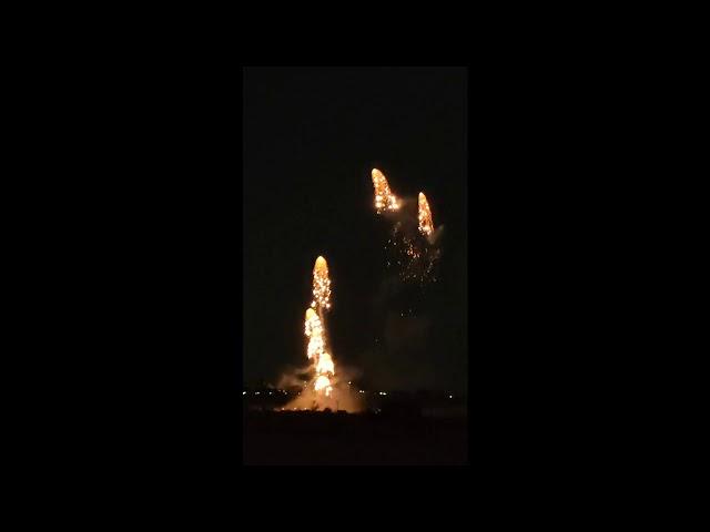Fuegos Artificiales Mostoles 2019