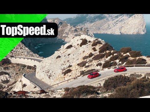 Najkraia cesta Jedna z naj urite Cap Formentor, Mallorca TopSpeed.sk