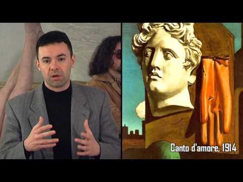Giorgio de Chirico: la Metafisica