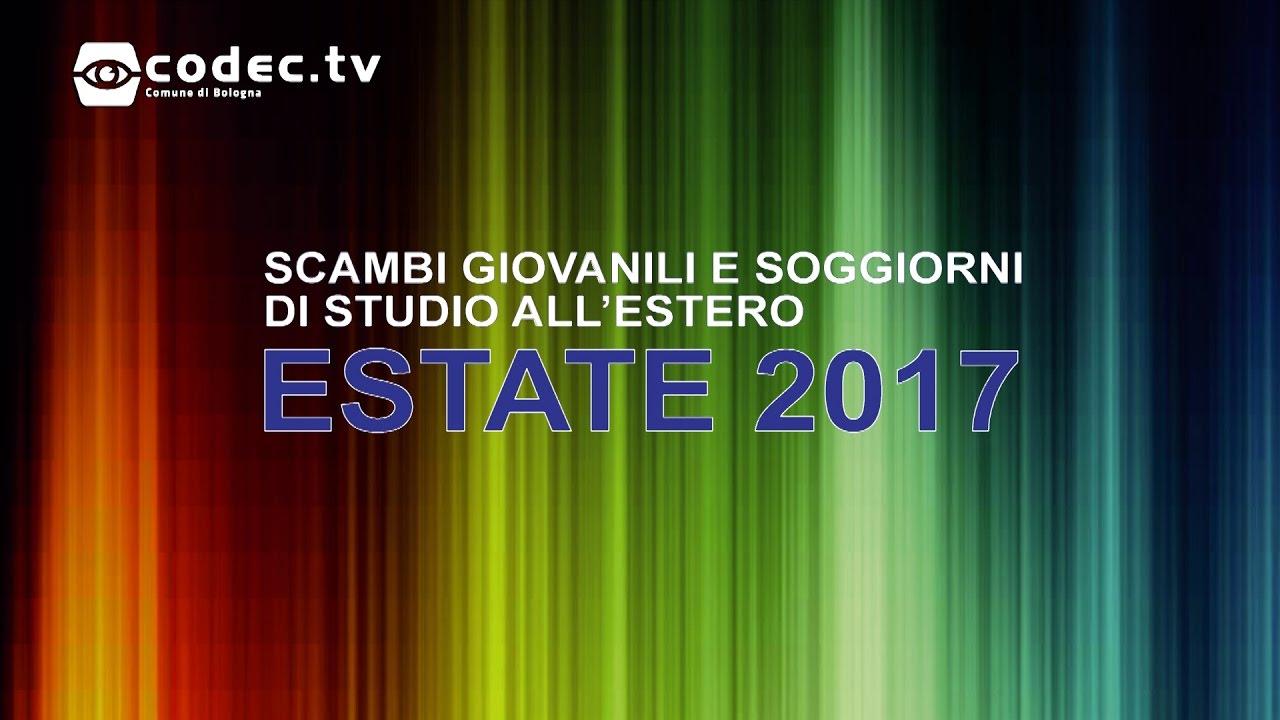 Scambi e soggiorni di studio - Estate 2017 - SCADENZA ISCRIZIONI ...
