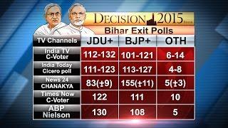 Bihar Exit Polls: Decision 2015