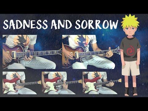 Naruto OST guitar cover - Sadness And Sorrow