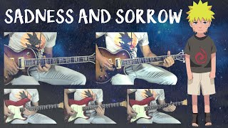 Download Mp3 Naruto Ost Guitar Cover - Sadness And Sorrow
