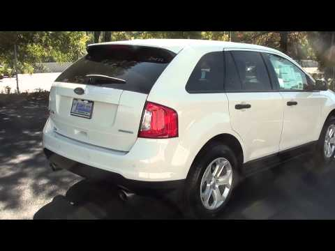 FOR SALE NEW 2012 FORD EDGE SE !! 2.0L ECOBOOST!! GREAT MPG!! STK# 20232 www.lcford.com