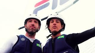 FILA- Sail Olympics Nacra17| Directed by MARCELLO SORTINO