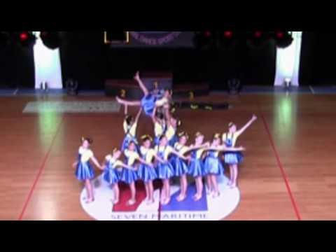 Kavala Open 2017 | All Ladies Latin Junior I
