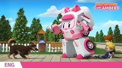 🚨 Daily life Safety with AMBER   EP 09 - 12   Robocar POLI   Kids animation