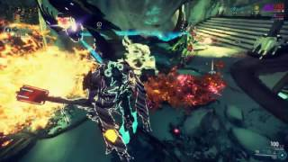 Mutagen Farming (w Boosters) Orokin Derelict Survival - Warframe with the Giant Bomb Heavy INC Clan