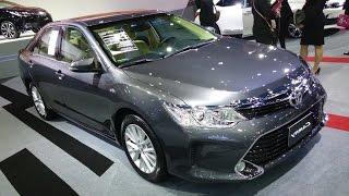 พาชม 2017 Toyota Camry 2.5G ภายนอก ภายใน