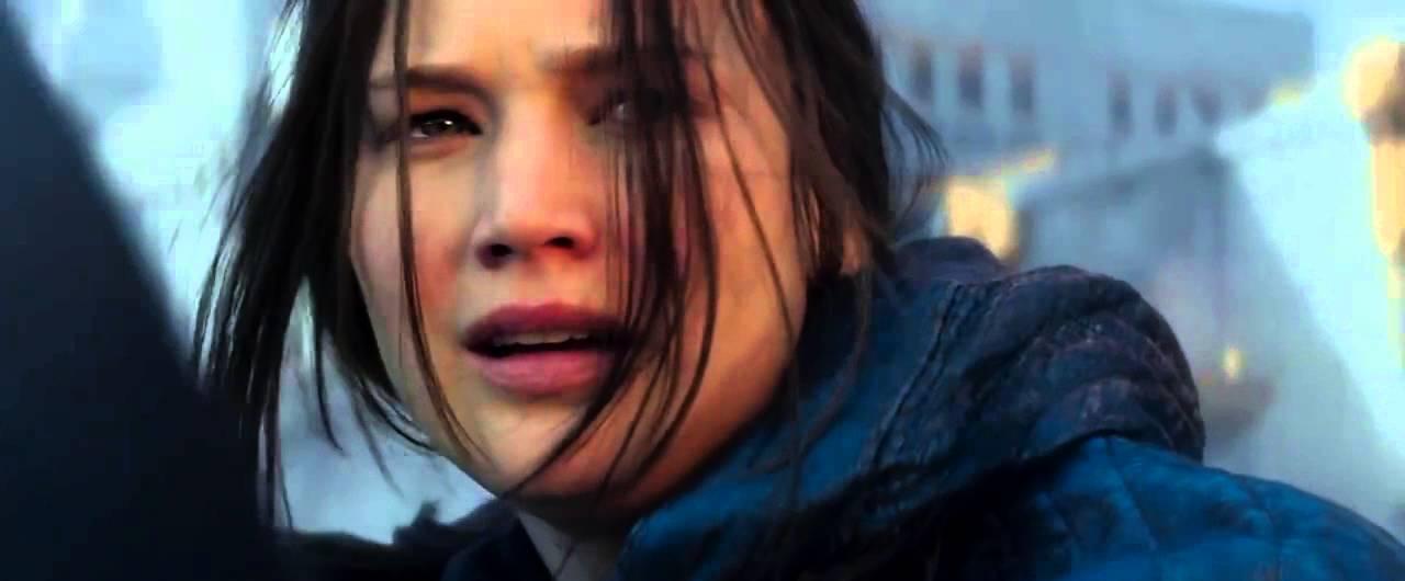 Mockingjay Part 2 Capitol Raid and Prim's Death Scene