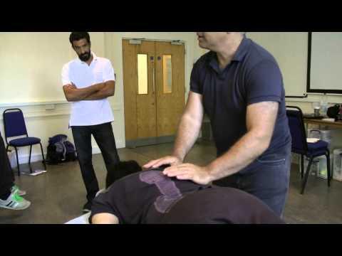 vibration and oscillation/rocking massage techniques