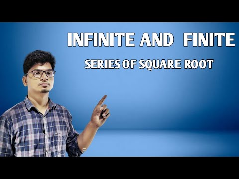 HOW TO FIND || SERIES OF SQUARE ROOT || BY RANJAN KUMAR