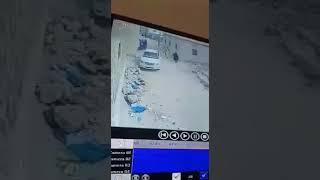 Daawo sidii qaraxa loogu xiray baabuurkii Sarkaalka