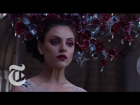 'Jupiter Ascending,' 'The Voices' & 'Ballet 422' | This Week's Movies: Reviews | The New York Times