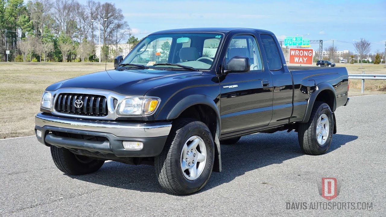 Davis Autosports 2003 Toyota Tacoma 31k Miles 1 Owner For Sale Youtube