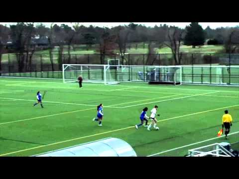 Lydia Wiener Soccer Video
