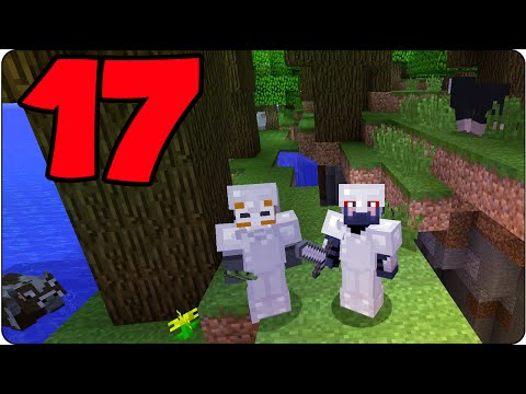 Minecraft PS4 Survival Island Episode 17 Andesite & Diorite Mining - Let's Play Console Edition