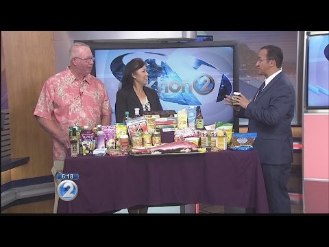 American Logistics Association 2016 Hawaii Food Show