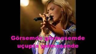 Hadise - Biraz Sabret with Lyrics