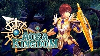 AURA KINGDOM ★ Anime-MMO für playmassive.de angespielt (Open Beta)