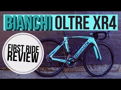 Bianchi Oltre XR4 First Look & Review