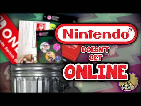 Nintendo's Online is Bad and Here's How to Fix it