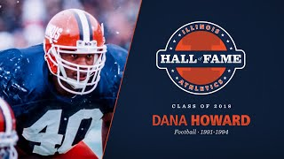 Dana Howard - 2018 Illinois Athletics Hall of Fame