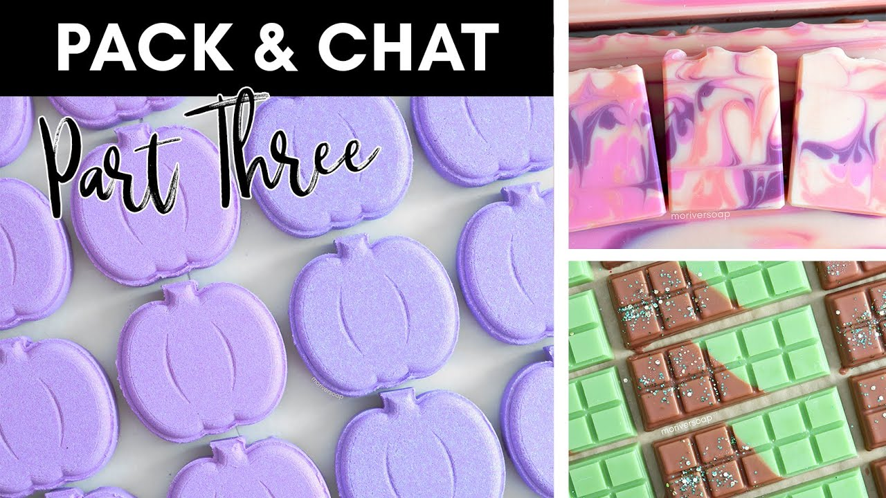 Fall Pack & Chat Part Three   MO River Soap