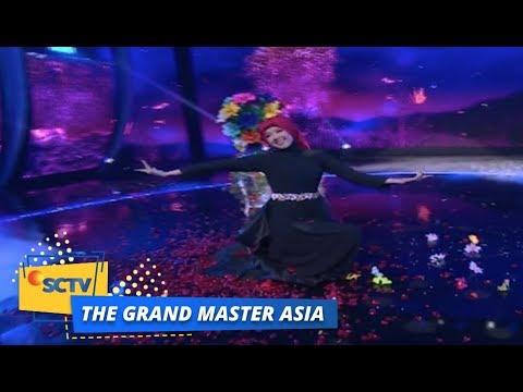Sungguh ANGGUN Aksi Rizuki Buat DEMIAN Tak Bisa Berkata-kata   The Grand Master Asia