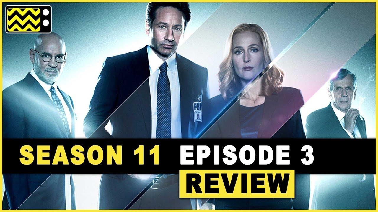 Download X-Files Season 11 Episode 3 Review & Reaction   AfterBuzz TV