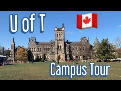 UNIVERSITY OF TORONTO TOUR WITH A CURRENT U of T STUDENT (St. George)