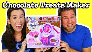 Cool Baker Chocolate Treats Maker Review