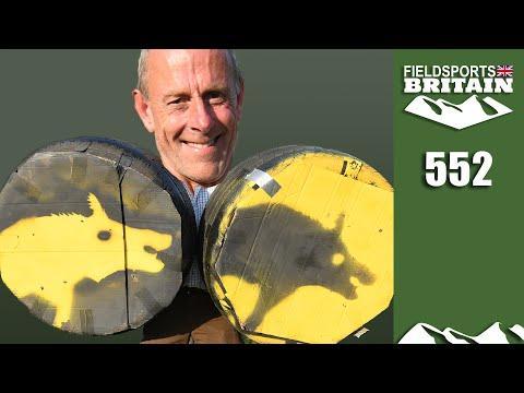 Fieldsports Britain - Bouncing Tyre, Laughing Pilbeam